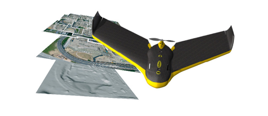 eBee Aerial Mapping Technology