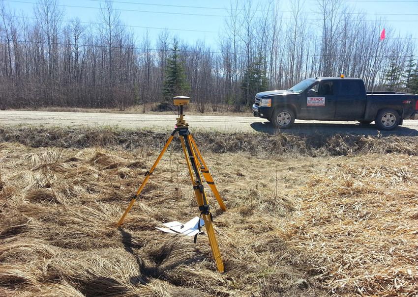 GPS_Static_Survey_Solution_Talbot_Surveys