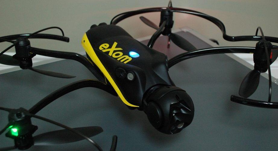 Newest Addition to our UAV lineup: The SenseFly eXom
