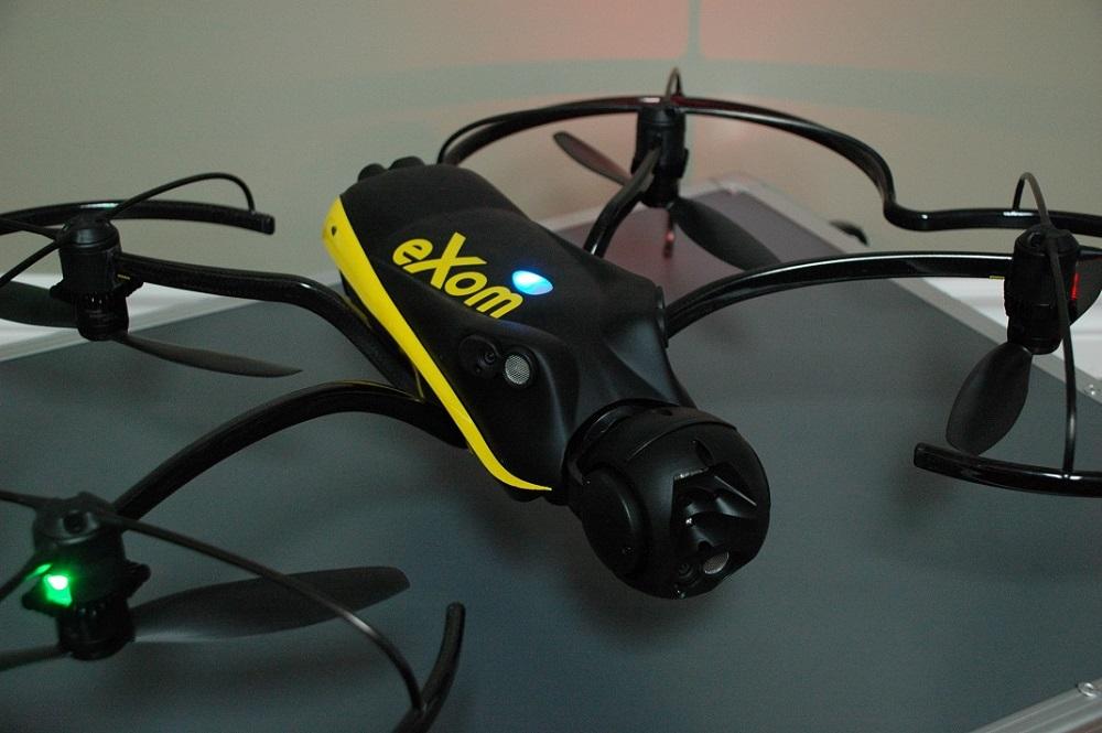 Newest Addition to our UAV lineup; The senseFly eXom